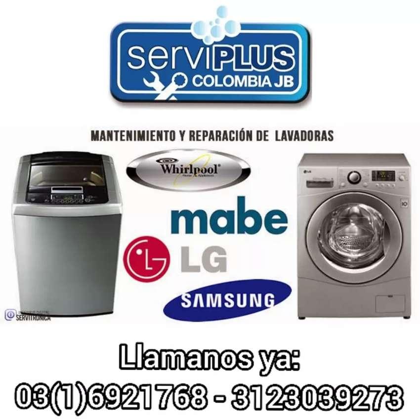 Mantenimiento lavadoras 0