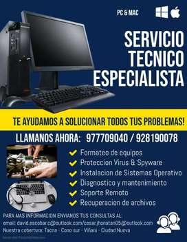 Servicio Técnico Computacion
