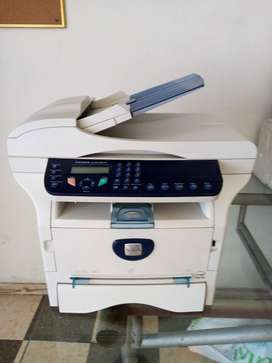 Impresora multifuncional xerox Phaser 3100mfp