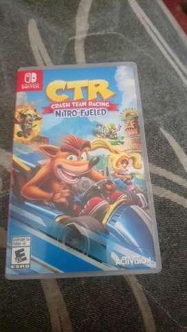 Crash Nintendo Switch