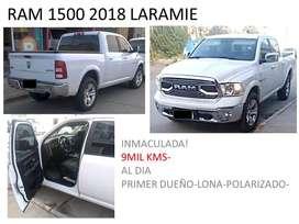 ram 1500 laramie 2018