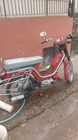 Vendo o cambio ciclomotor