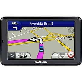 GPS Garmin Nuvi 2580 con TV