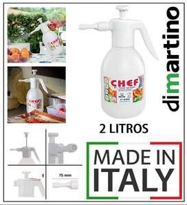PULVERIZADOR   2 LITROS  MOD. CHEF - ITALIA