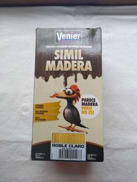 Pintura Simil Madera marca Venier