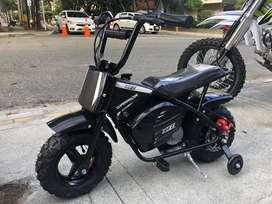 Moto electrica para niños no rfz, ycf, ttr,ktm, mini moto