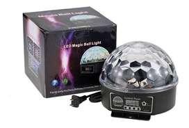 Bola Magica Luces LED RGB