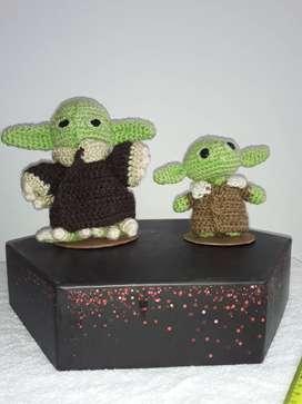 Muñecos Yoda