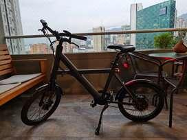Venta de Bicicleta eléctrica Borana 500 W