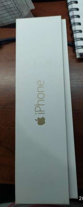 Caja iPhone 6 Plus Original