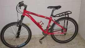 Bicicleta todoterreno GW