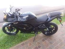 Kawasaki Ninja 250cc 0km
