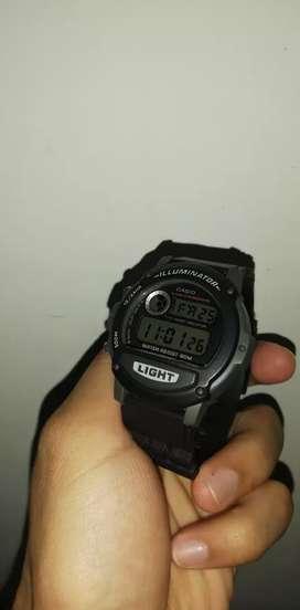 Reloj  Casio w-87h