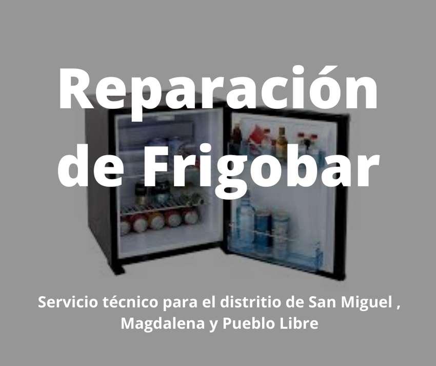 Reparación de Frigobar en San Miguel - Magdalena - Pueblo libre  - Frigobar - tecnico friobar Lima 0