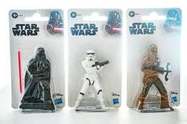 Figuras de colección Star wars
