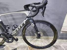 Bicicleta De Ruta Scott Foil Ultegra 2019 Talla 54cm