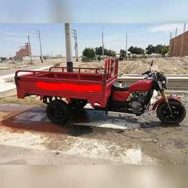 Vendo motofurgon