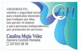Asesorias Nomina, Seguridad Social