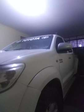 Toyota Hilux 4x4 turbo diesel intercooler
