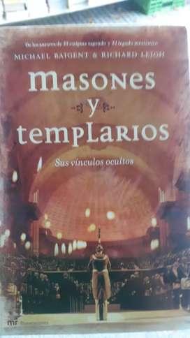 MASONES Y TEMPLARIOS (usado)