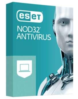 Antivirus Eset Nod32 Licencia Original 1 Año 1 Pc