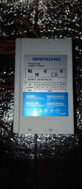 Fuente de alimentación BANGHO  450 WM