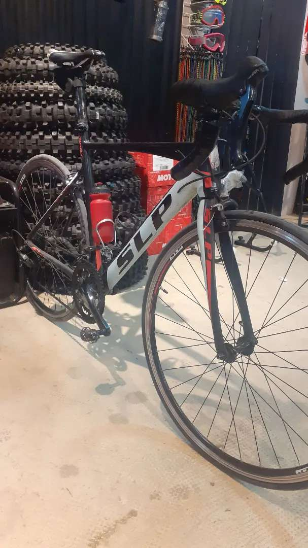 Vendo bicicleta de ruta SLP 0