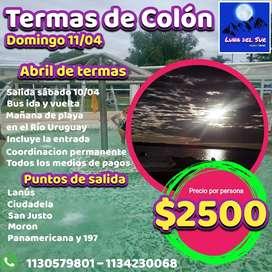 Termas de Colón 11/04