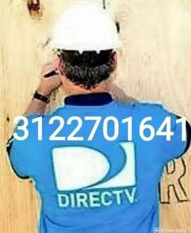 DirecTV instalación
