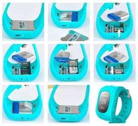 Reloj Inteligente Niños Gps Q50 con Localizador y Llamadas ENVIO GRATIS
