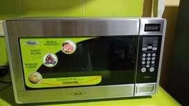 Se vende microondas en perfecto estado marca haceb