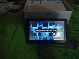 GPS X-View gps 7 pulgadas Tv Digital