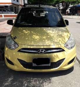 Taxi Hyundai i10 modelo 2014