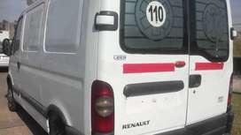 Renault Master furgon,corto techo bajo m/2012/)/)//