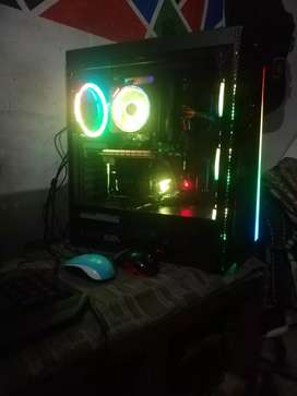 Computador gamer ryzen 5