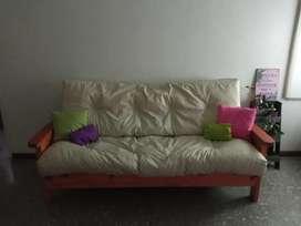 Futón sillón cama
