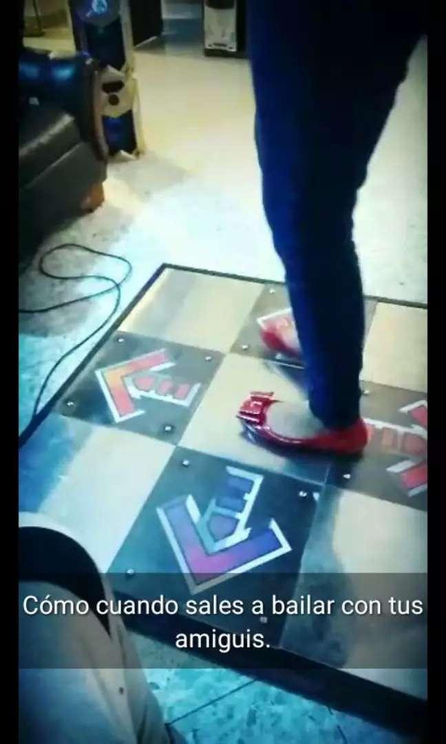 Vedo/cambio plataforma de baile usb 0