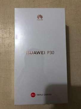 Vendo Huawei P30 NUEVO Y SELLADO