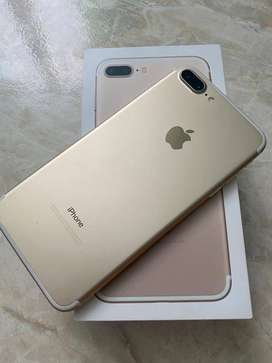 VENDO IPHONE 7 PLUS GOLD 32GB