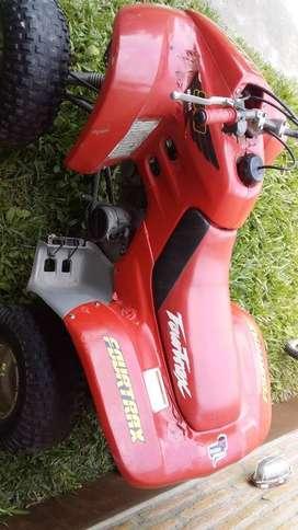 Cuatriciclo Honda 90cc modelo 1993