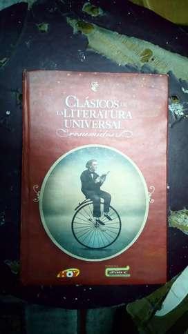Clasicos de La Literatura Universal