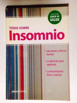 Todo sobre Insomnio