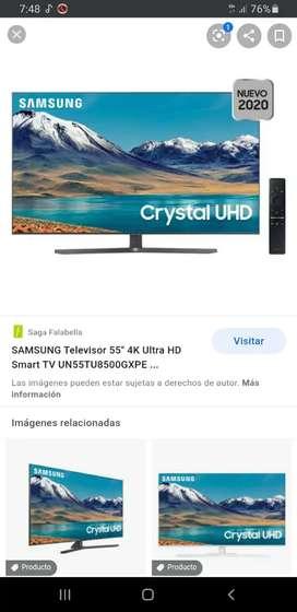 Vento televisor 55 crystal 2020
