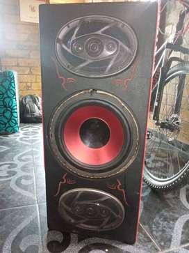 Planta de sonido Power Acustic 1200 $ 850.000 Negociables