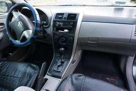 Auto toyota Corolla 2008 versión 2009