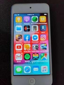 Se vende o cambia ipod 6ta generacion de 128 gb