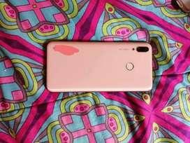 Se vende huawei y9 2019 rosado