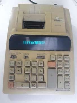 Calculadora Impresora Dr-120lb a Reparar