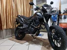Vendo moto ttx 180