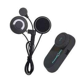 Intercomunicador Bluetooth Para Casco T-Com para Motociclistas